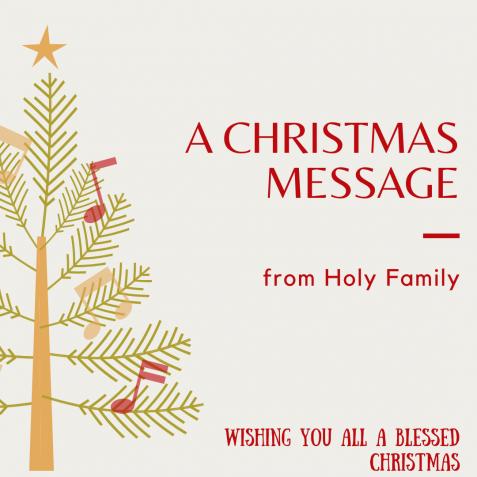 A Christmas Message no link
