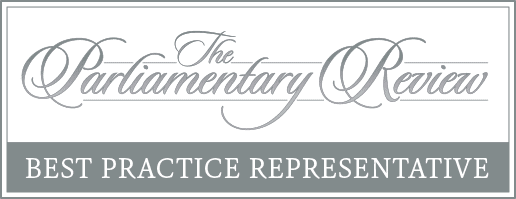 parliamentary review badge
